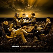 """Portada de """"Buenos días voluntad"""", el nuevo disco de Estirpe"""