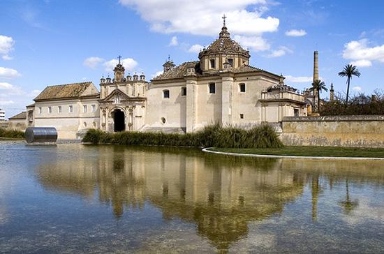 Sede de la Universidad Intnernacional de Andalucía